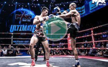 Giovanni Boyer, notre champion du monde de boxe thaï… est une crème !
