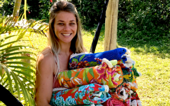 Installée au Brésil, une Dionysienne réhabilite le tissu chita