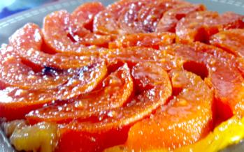 [RECETTE] La tarte tatin à la papaye, un régal pour les papilles
