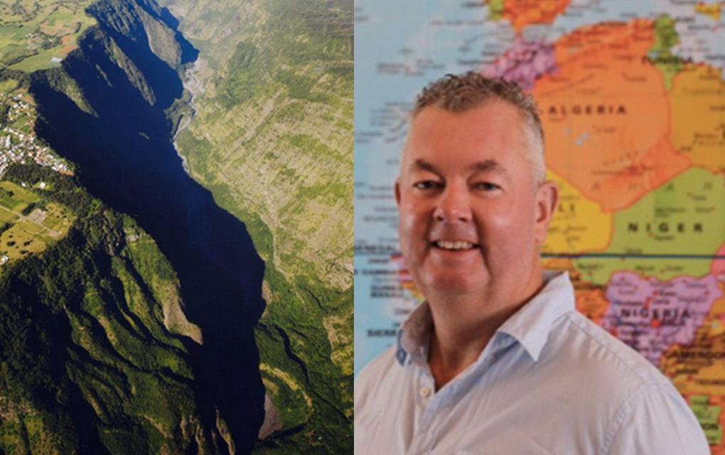 Un Australien, expert en voyage, à La Réunion: «Je pourrais vivre ici»