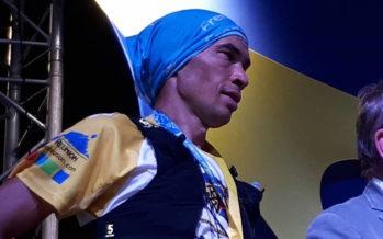 Le Réunionnais Nicolas Rivière décroche la 2ème place de la Diagonale