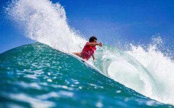 Surf : Le Réunionnais Jérémy Florès qualifié pour les JO