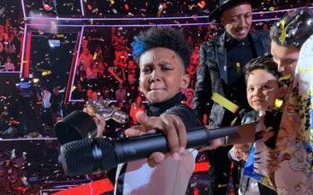 (Vidéos) Soan est le grand gagnant de The Voice Kids