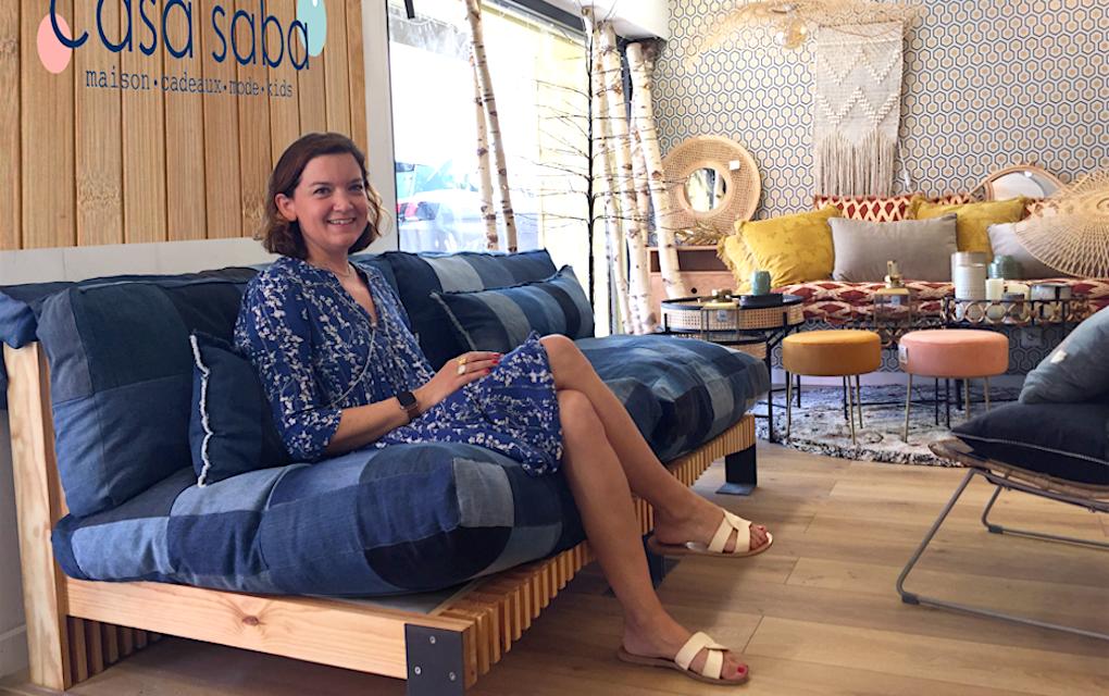 Le Kana Péï, un fauteuil «made in Réunion» 100% récup'