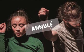 (ANNULÉ) Ziguilé / Compagnie Très-d'Union à la Cité des Arts