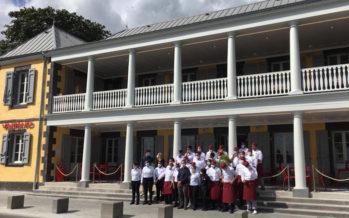 St-Paul : L'hôtel Laçay reprend vie sous l'enseigne Vapiano