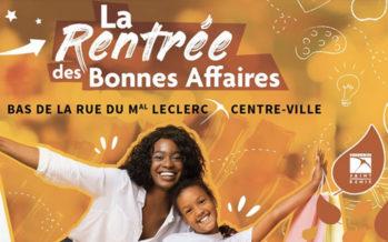 St-Denis: A partir du 6 août, place aux bonnes affaires