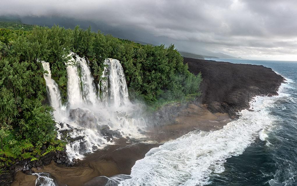 VIDEO – La nature en spectacle : La pluie fait renaître la cascade du Tremblet