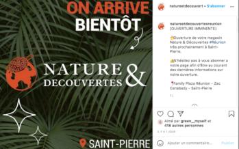 L'enseigne Nature et Découvertes débarque à La Réunion