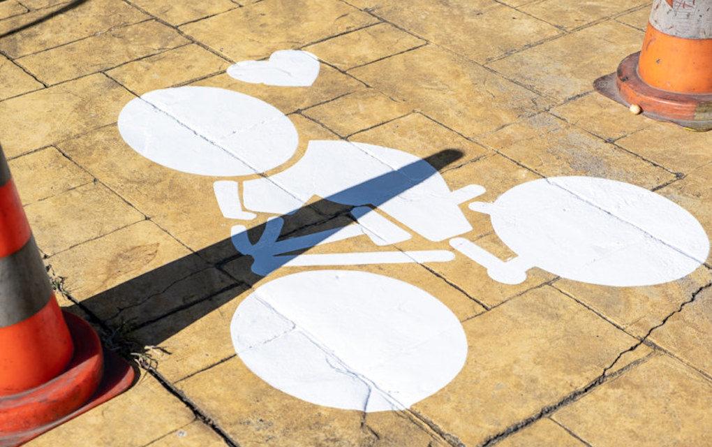 St-Paul : Sur les pistes cyclables, le Gouzou montre la voie