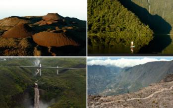 Vidéo – Des images époustouflantes de La Réunion
