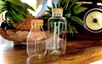VeganBottle: La bouteille végétale débarque à La Réunion