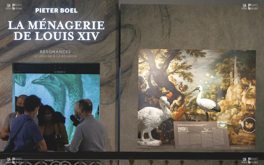 Des œuvres du Louvre à La Réunion, une première dans un département d'Outre-mer