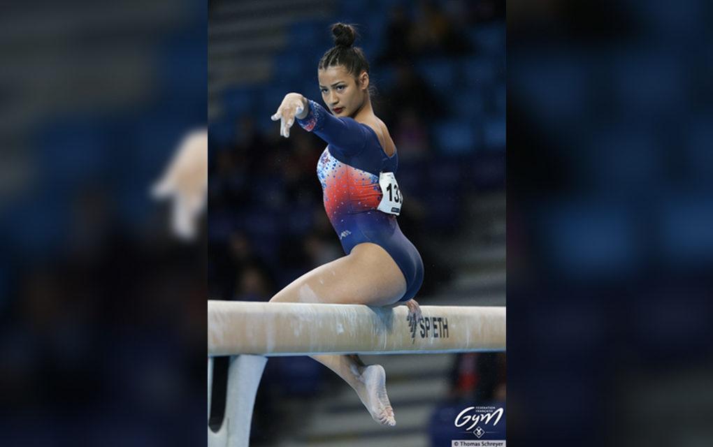 Jeux Olympiques: La gymnaste réunionnaise Marine Boyer en finale mardi
