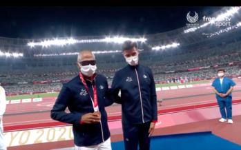 JO paralympiques : Le Réunionnais Ronan Pallier décroche le bronze