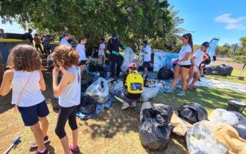 L'île plus propre grâce aux milliers de bénévoles mobilisés lors du World CleanUp Day