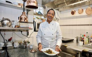 Babette de Rozières arrive à La Réunion pour promouvoir notre cuisine