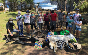 World CleanUp Day : tout doit disparaître