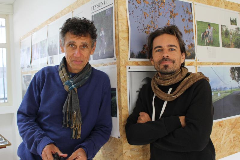 résidence documentaire à la Plaine des Palmistes