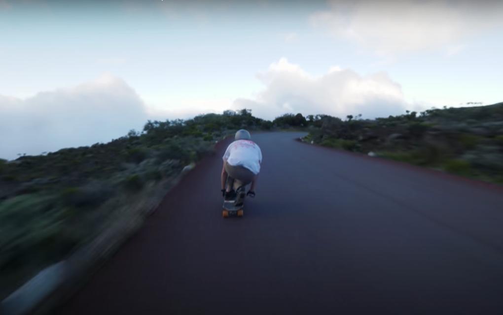 «Drives» : l'impressionnant court-métrage de riders métropolitains s'éclatant sur notre île