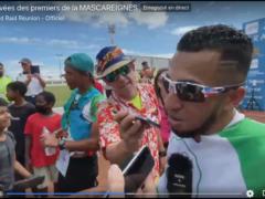 Romain Fontaine 2e à la Mascareignes : «Mentalement fallait s'accrocher»