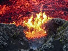Le Piton de la Fournaise pourrait entrer en éruption dans les prochaines minutes