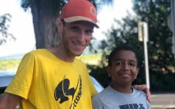 Faire le Grand Raid pour aider un enfant malade: «Je penserai à lui pendant la course»