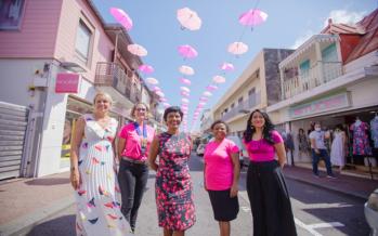 Cancer du sein : les Dionysiens voient la vie en rose